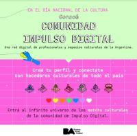 La web de Impulso Digital se renueva y se convierte en una red virtual de profesionales y espacios culturales de Argentina