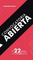 "Convocatoria de cortometrajes para ""Cortópolis 2021"""