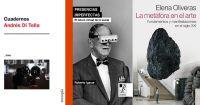Tres libros sobre cine, arte y cultura