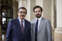 """Ricardo Darín y Peter Lanzani comienzan a filmar """"Argentina,1985"""" de Santiago Mitre"""