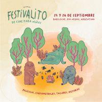 Se realizará en Bariloche el primer Festivalito de Cine para niñxs