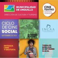 Ciclo de Cine Social en Unquillo