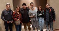 """Se filma en La Rioja """"Hombre muerto"""" de Andrés Tambornino y Alejandro Grutz"""