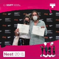 """U umi"" ganó el Premio Nest del Festival de San Sebastián"