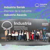 Tres films argentinos reciben los premios de la industria en San Sebastián