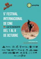 Toda la programación del 5 Festival Internacional de Cine Luz del Desierto