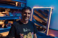 Juan Baldana deja su testimonio sobre la pandemia en pantalla grande