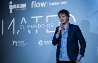 "Mariano Hueter: ""Cada vez es más difícil lograr series o formatos que realmente atrapen al espectador"""