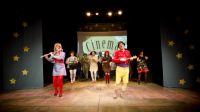 """Teatro: """"Cinema"""", delirios clownescos inspirados en el séptimo arte"""