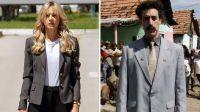 """Hermosa venganza"" y ""Borat Subsequent Moviefilm"""