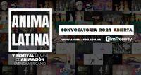 ANIMA LATINA, V Festival de Cine de Animación Latinoamericano 2021, abre convocatoria
