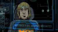 """El dibujante JC Quattodio lleva a Facundo Arana a """"vivir"""" en una estación espacial"""