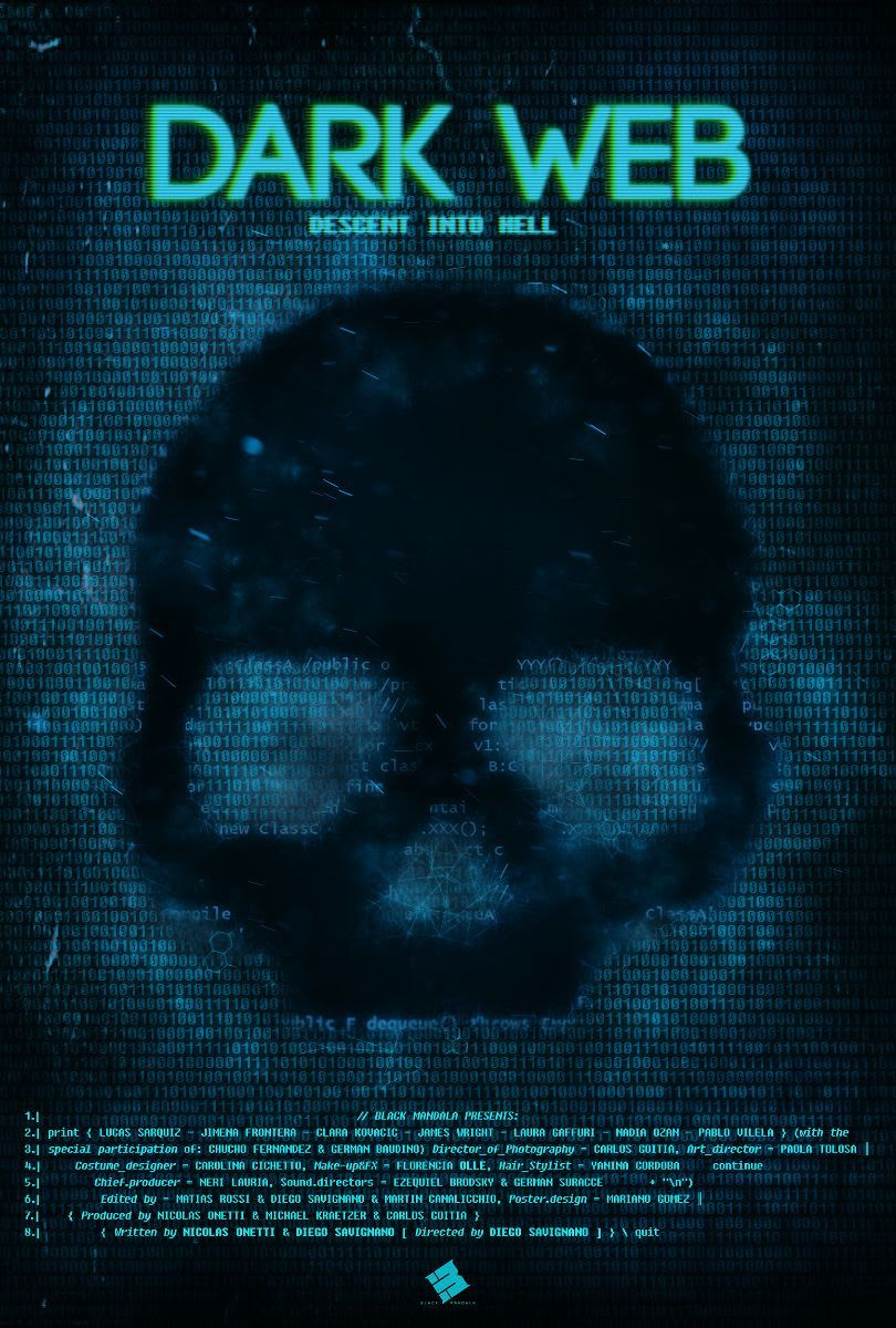 """""""Dark Web: Descent Into Hell"""", una perturbadora película inspirada en la popular web"""