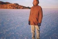 Pablo Reyero explora las raíces mapuches