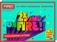 La mostra FIRE!! anuncia su edición 2021