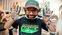 """Viacom CBS firmó con Liniers para animar la obra """"Flores Salvajes"""""""