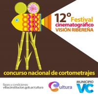 """Convocatoria abierta para la 12 del Festival Cinematográfico """"Visión Ribereña"""""""