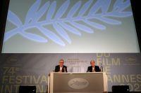 Todas la selección del 74 Festival de Cannes