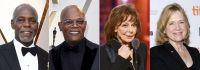 Samuel L. Jackson, Liv Ullman y Elaine May recibirán Oscar honoríficos 2022