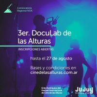 Convocatoria abierta a realizadores audiovisuales del NOA para laboratorio de proyectos documentales