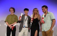 Todos los ganadores de la Cinéfondation